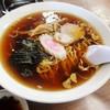 Maruyamashiyokudou - 料理写真:ランチAセットのラーメン(16-12)