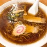 花月食堂 - 料理写真:ラーメン(400円)
