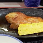 魚谷 - きんめ鯛の煮付(870円)