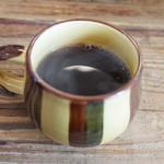 ネマルカフェ - ランチのフリードリンクのコーヒー