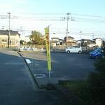 一味ラーメン - 駐車場