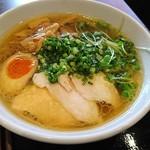麺や 二代目 とりかま - 鶏中華そば本搾り