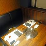 ヤキニク旭 - 全室個室のプライベート空間♪