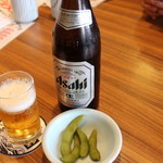 播磨水産 - 瓶ビール