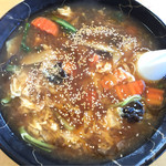 中華料理 謝謝 - サンラータン麺  770円