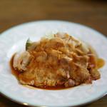 キッチン マカベ - 料理写真:薄切りロースの生姜焼き