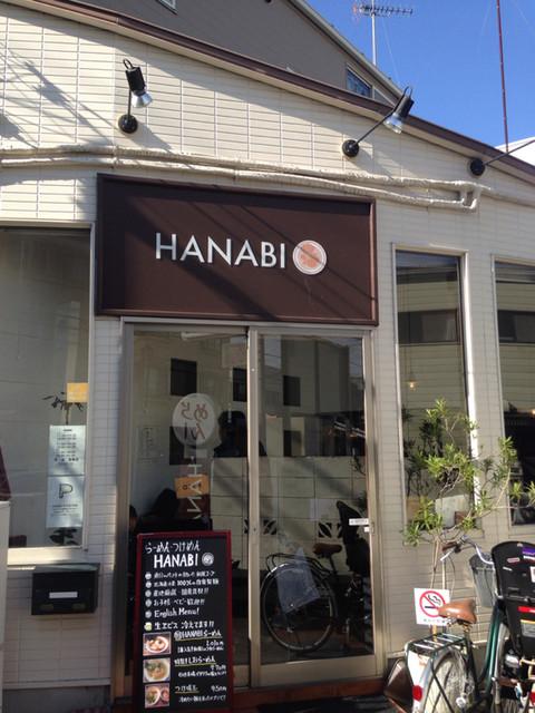 らーめん HANABI - 外観 Dec/2016