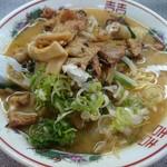 ひまわり - 料理写真:モルメン(みそ)(900円)