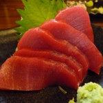 串焼き梅ちゃん - 今夜のおすすめはマグロ♪