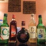 十八番地 - 韓国ならではのお酒