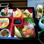 つるや - つるや定食1300円(2010.12)