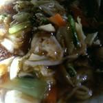 中華来々軒 - 料理写真:広東麺