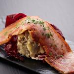 焼NIQ - 焼肉屋のポテトサラダ