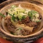 酔小 - 牛すじ肉豆腐