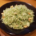 ヌーラーニ - グリーンライス(1390円)