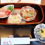 豆腐かふぇ 浦島 - 玉手箱