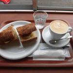 コーヒーとサンドイッチ おかもと - 料理写真: