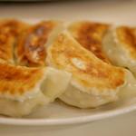 松楽菜館 - 焼き餃子