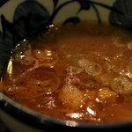 三ツ矢堂製麺 - つけ汁
