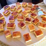 アトリエ・ド・フロマージュ 本店 - 焼チーズケーキ@ベーシックなおいしさ