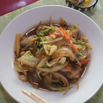 Hokushinkenshiyokudou - 野菜炒め