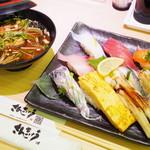 さんきゅう水産 - 料理写真:サービスセット