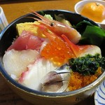 ちやんこ旭富士 - 料理写真:種類が多い!