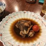 さかなや いさむ - 黒ムツの赤ワイン煮