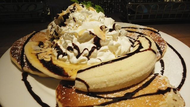 Hawaiian Pancake Factory 新宿ミロード店 - まるごとチョコバナナ