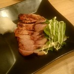 いく昌 - 黒豚ロースの西京焼き:1,180円