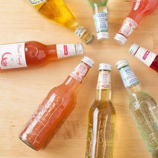 ワイン、ノンアルコールドリンクも充実!!