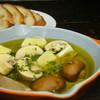 共和国 - 料理写真:マッシュルームとエリンギのアヒージョ