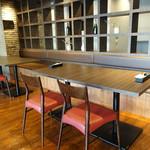 Vesta - ☆3階のテーブル席はこんな雰囲気です(*^_^*)☆