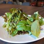 Vesta - ☆葉野菜のサラダも充実です(^o^)/☆