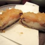 天ぷら ひさご - 椎茸海老詰め
