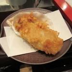 天ぷら ひさご - 牡蠣単品