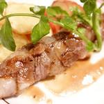 ベルサイユの豚 - 「フォアグラの松坂牛ロール」