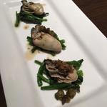 きあっそ - 牡蠣