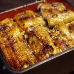 上村うなぎ屋 - 料理写真:うな重