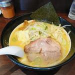 ラーメンおやじ - おやじ麺(味噌味)