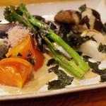 大塚 みや穂 - 旬焼き野菜