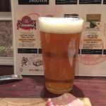 肉ビストロ&クラフトビール ランプラント - 2杯目 ユニオンジャックIPA
