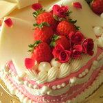 patisserie Splendide - ウエディング用ケーキ