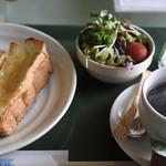 カフェ&バー キュー - 料理写真: