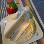 59631117 - いちごショートケーキ