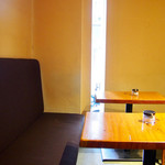 KAPPABASHI COFFEE & BAR - シート席