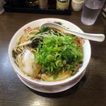 麺や 京水 - 料理写真:らぁめん並600円