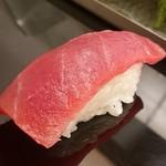 は満寿司 - 赤身