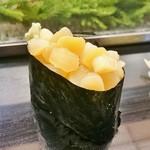 は満寿司 - 小柱