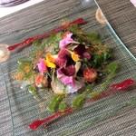 レストラン ピウ - カルパッチョ